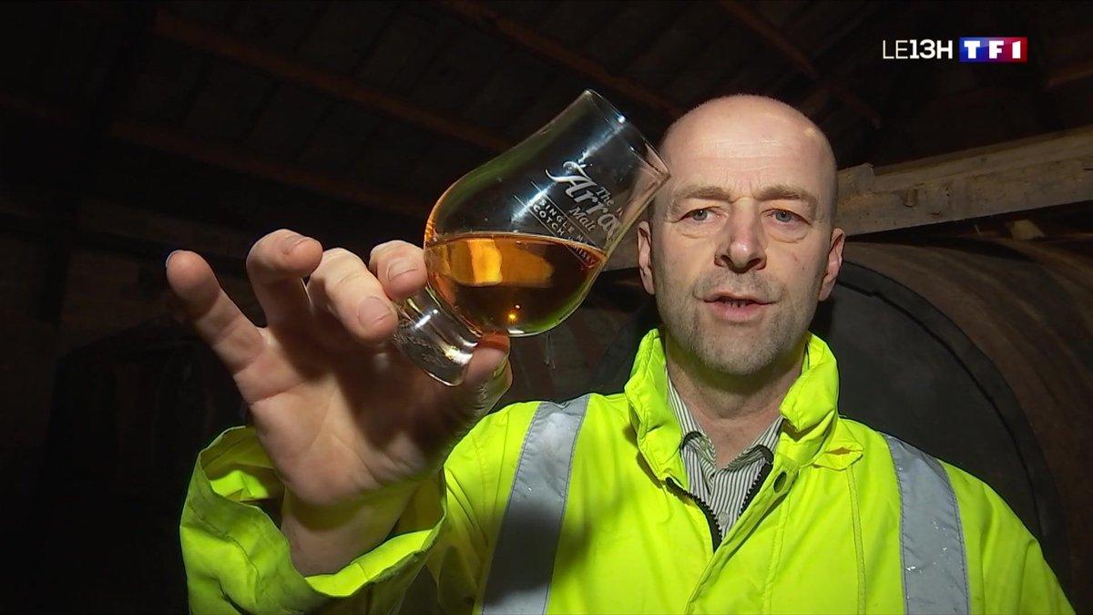 Comment fabrique-t-on le Whisky ? - Le journal de 13h | TF1