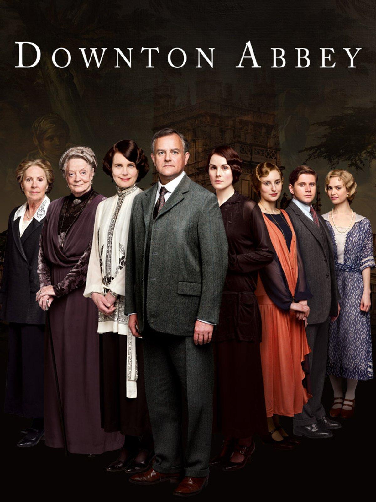 Downton Abbey - TMC