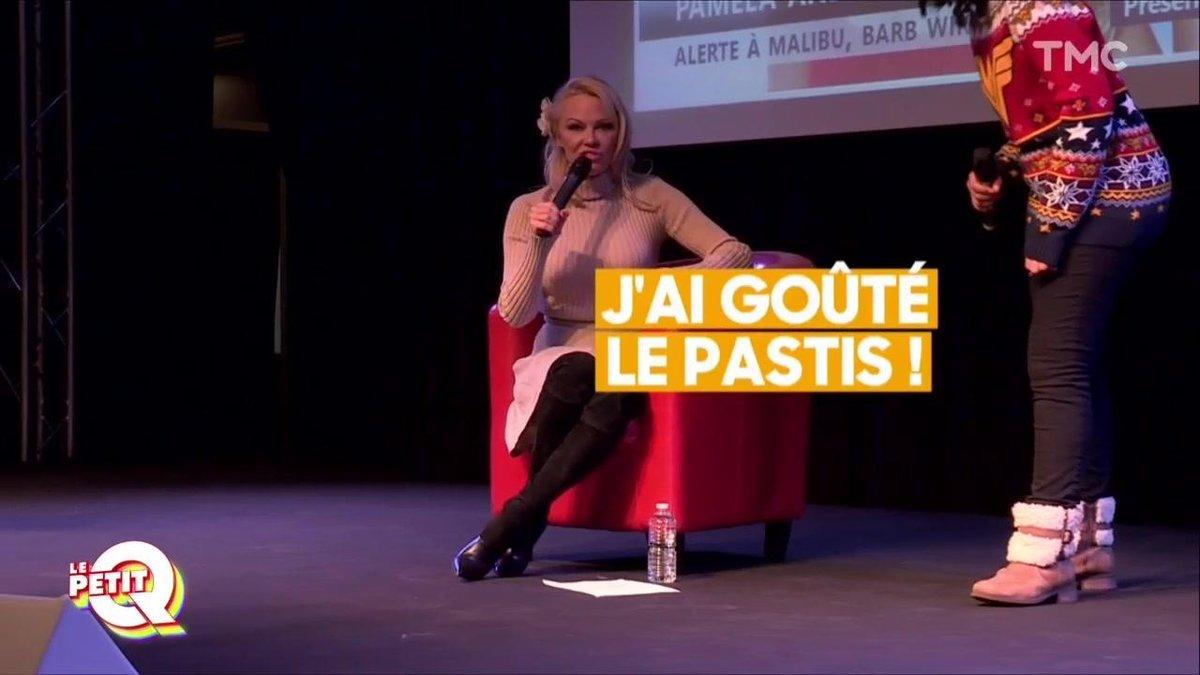 da91822a9d7e75 Le Petit Q : Bonne nouvelle, Pamela Anderson est Marseille-compatible - Quotidien  avec Yann Barthès | TMC