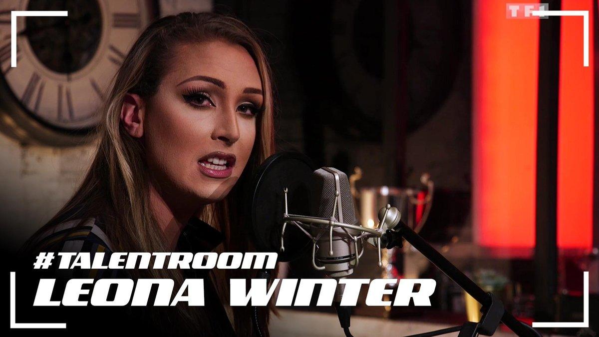 #TALENTROOM – Léona Winter : Adele – « Skyfall»