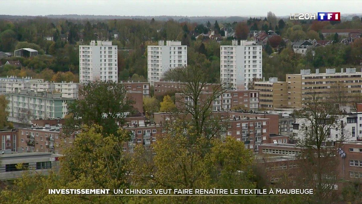 Un Chinois investit 150 millions d'euros à Maubeuge - TF1