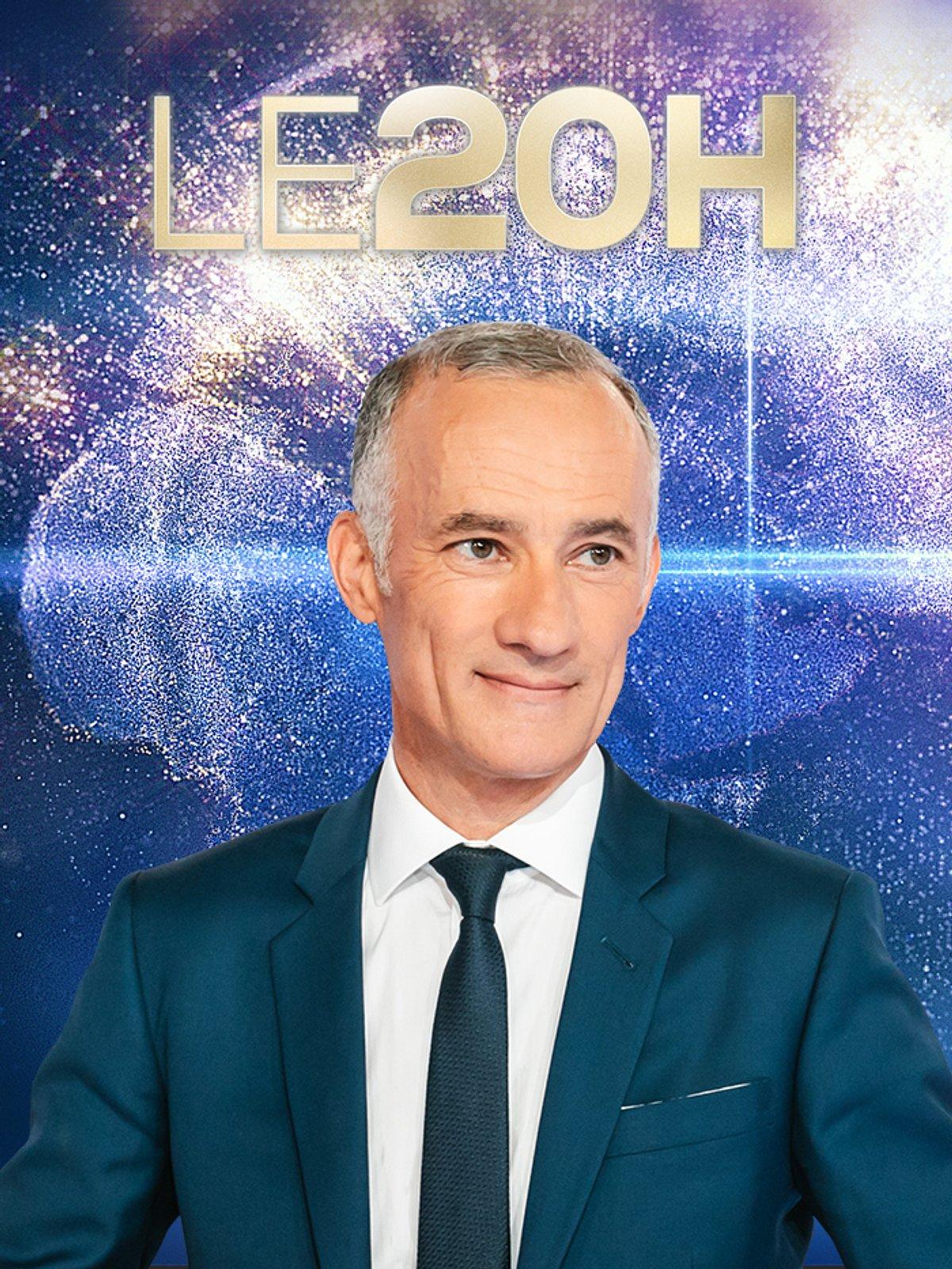 JT 20h : Le journal de 20h - TF1