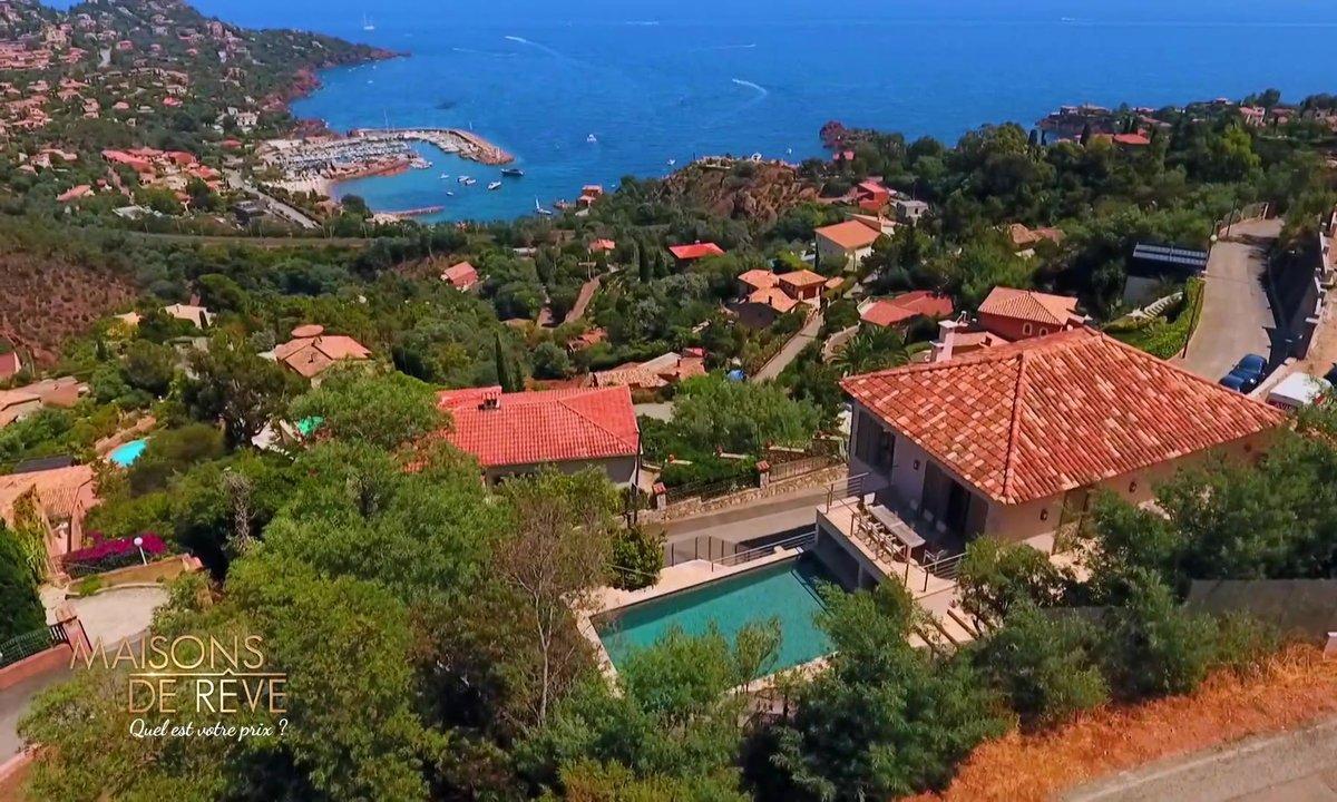 EXCLU - Visitez une maison perchée sur la baie de Cannes