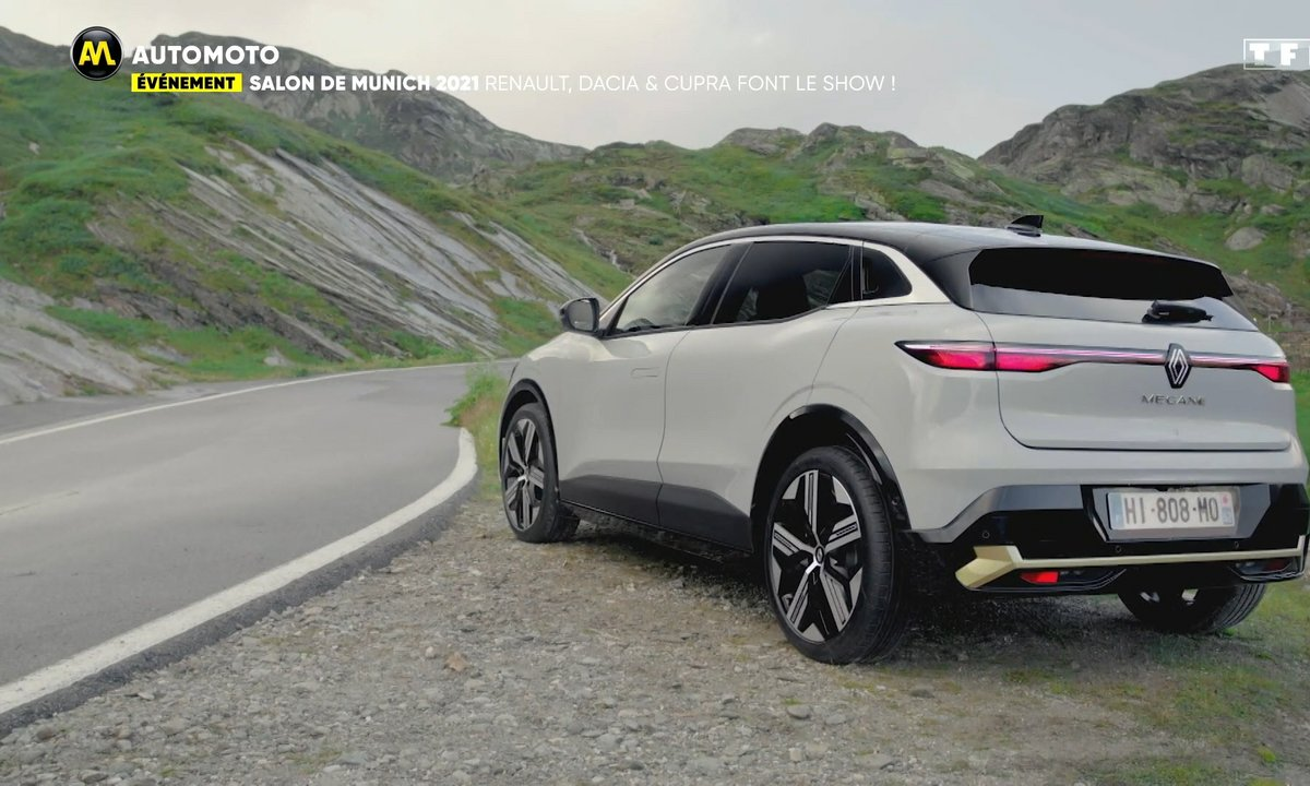 Evenement - Salon de Munich 2021 : Renault, Dacia et Cupra font le show