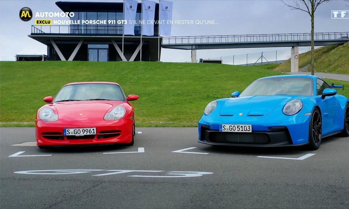 EXCLU – Nouvelle Porsche 911 GT3, s'il ne devait en rester qu'une