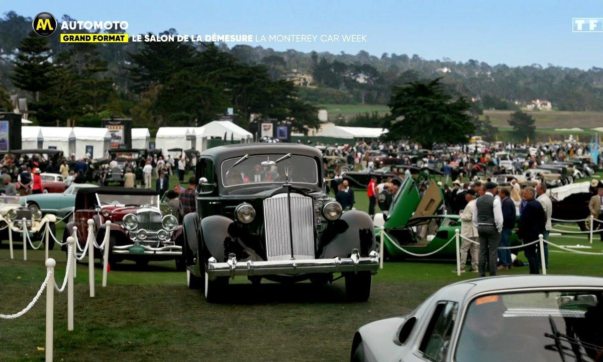 Grand Format - Le salon de la démesure, la Monterey Car Week