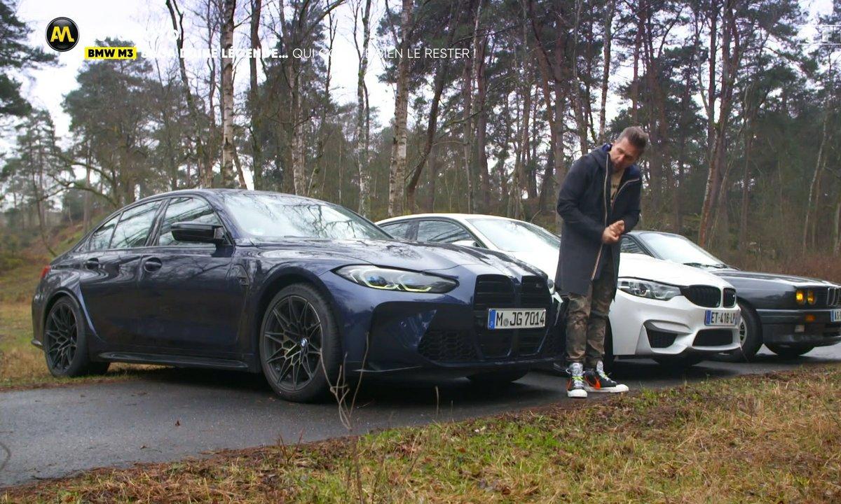 BMW M3 - Saga d'une légende... qui compte bien le rester !