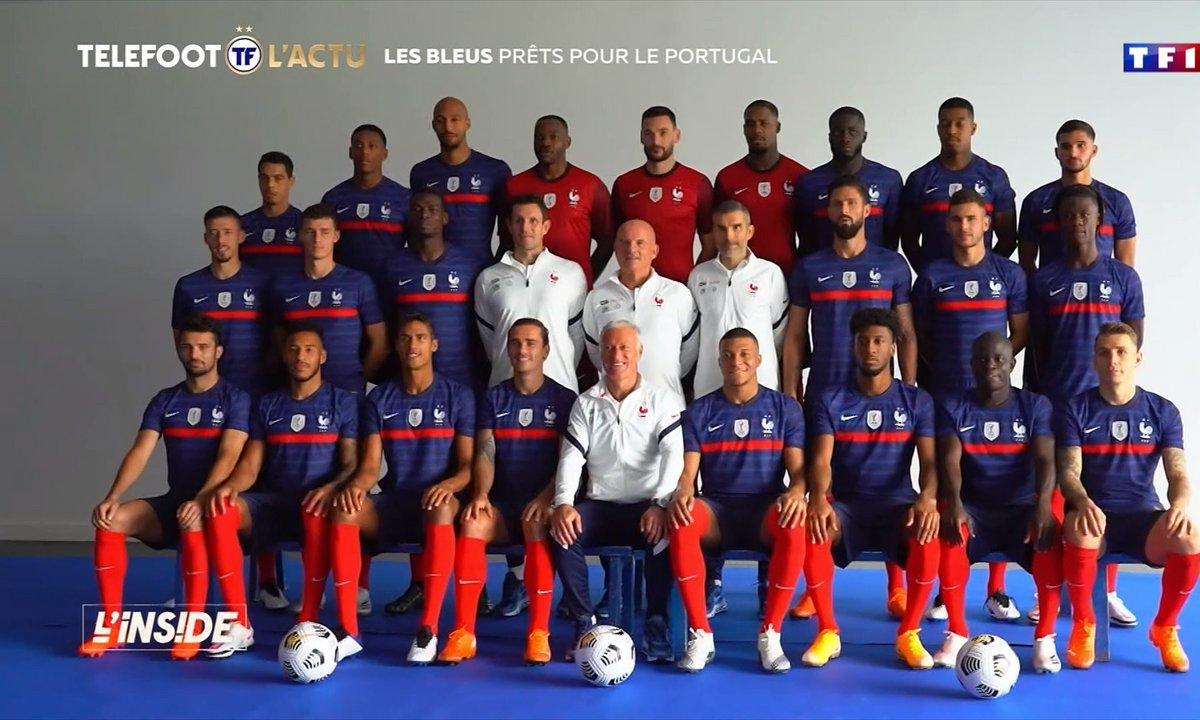 L'Inside - Les Bleus prêts pour le Portugal