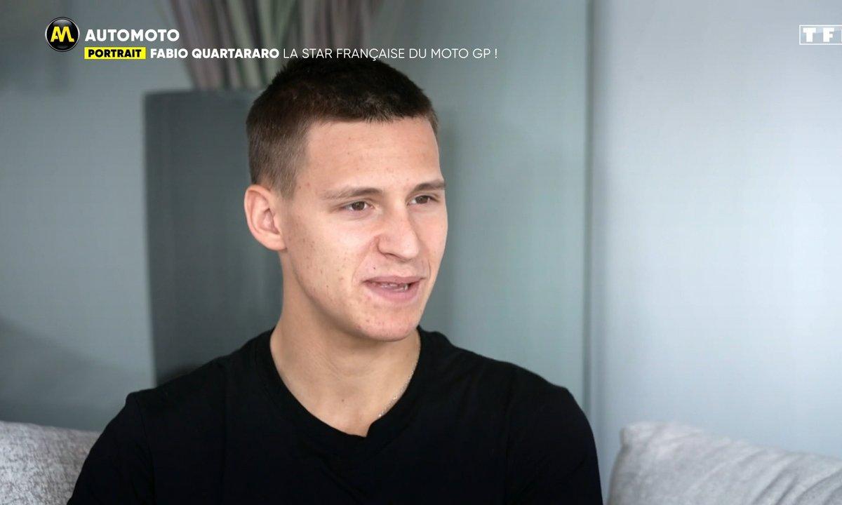Portrait - Fabio Quartararo, la star française du Moto GP