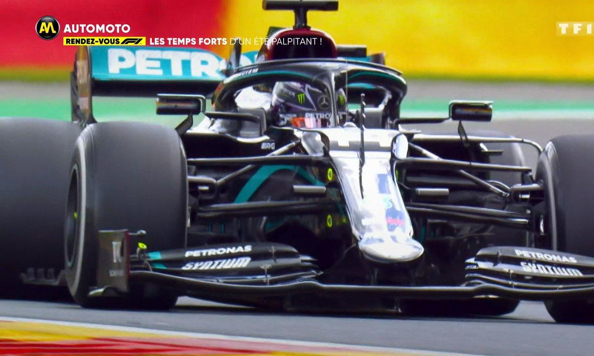 Rendez-vous F1 : les temps forts d'un été palpitant