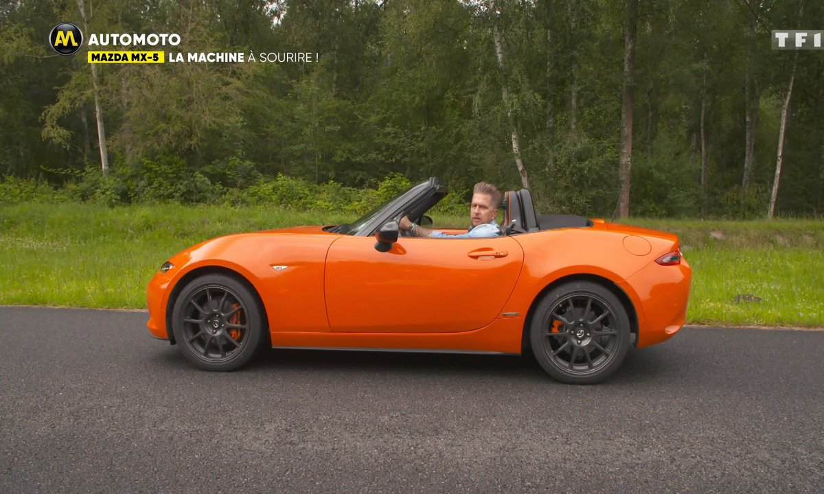 Mazda MX-5 : la machine à sourire
