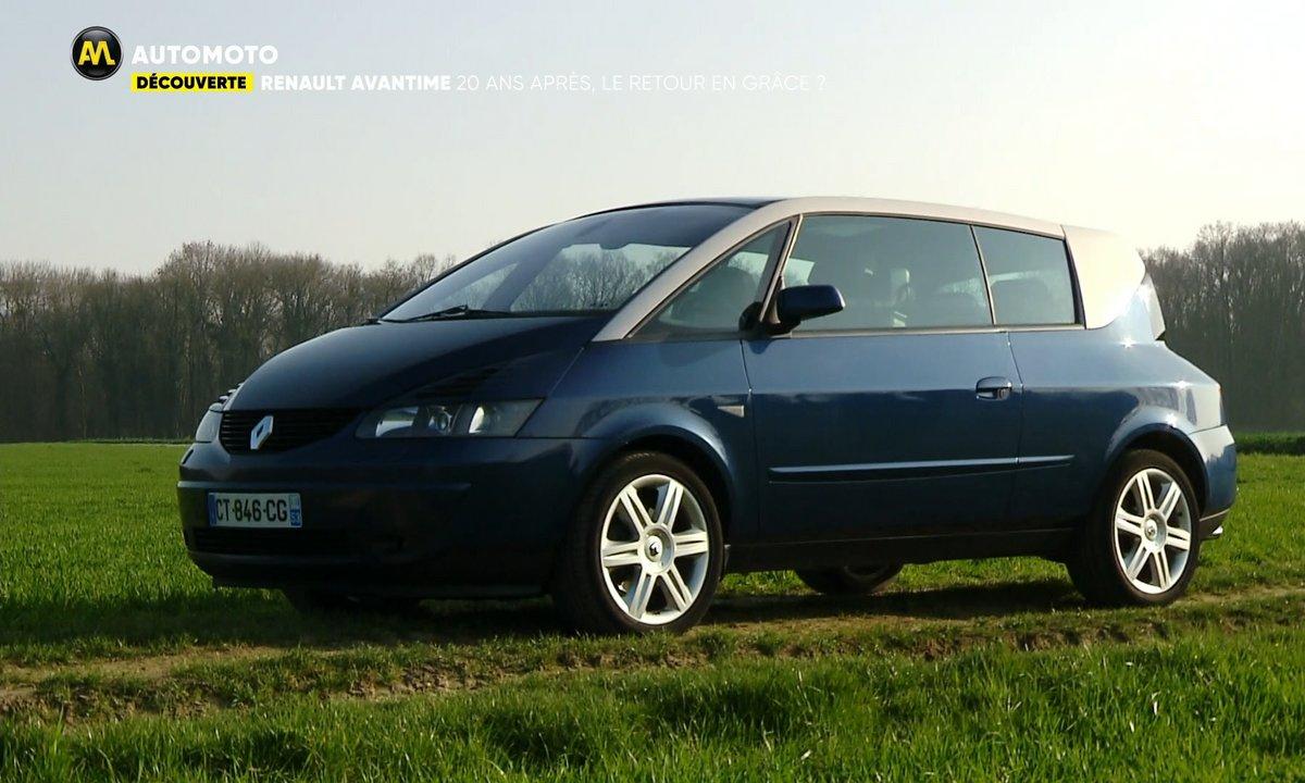 Découverte - Renault Avantime : 20 ans après, le retour en grâce ?