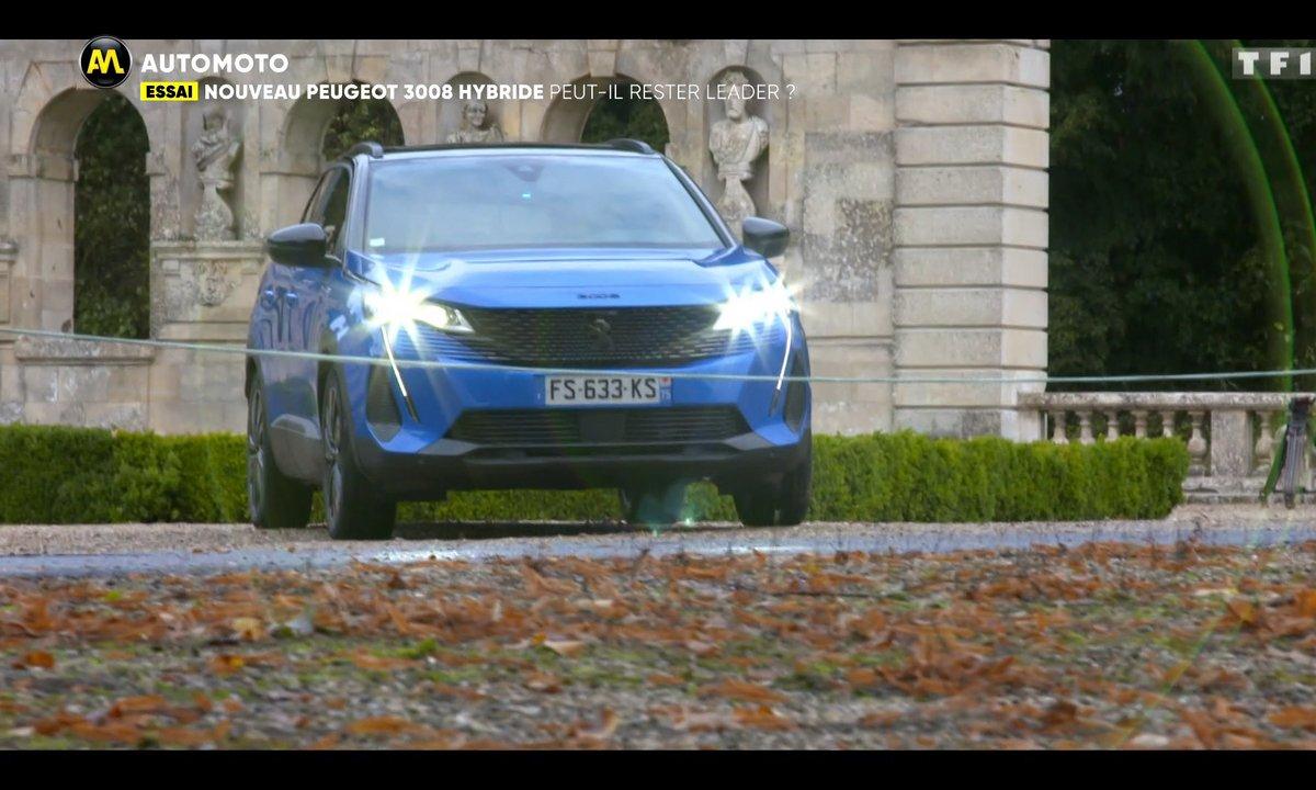 Essai - Nouveau Peugeot 3008 Hybride, peut-il rester leader ?