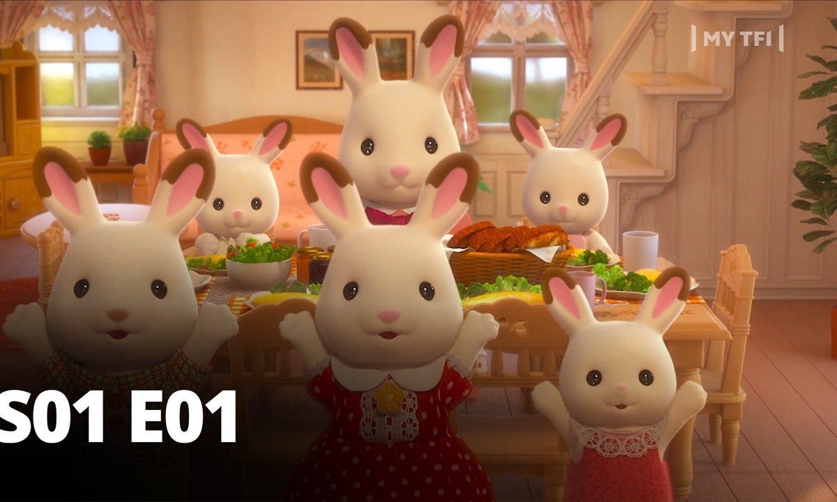Sylvanian - S01 E01 - Bonjour la famille lapin chocolat !