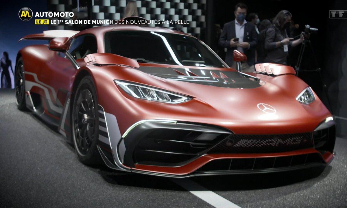 Le JT d'Automoto du 12 septembre 2021
