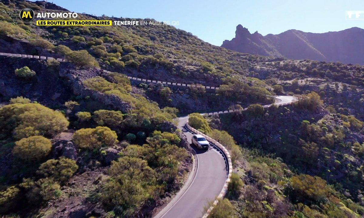 Les Routes Extraordinaires : Tenerife en Audi RS Q8