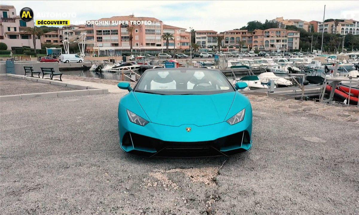 Découverte - Lamborghini Super Trofeo, de la route à la piste