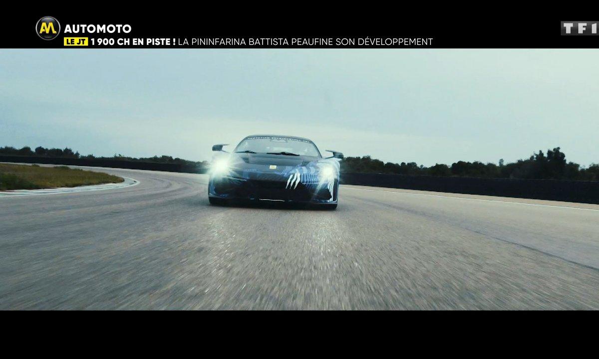 Le JT d'Automoto du 06 décembre 2020