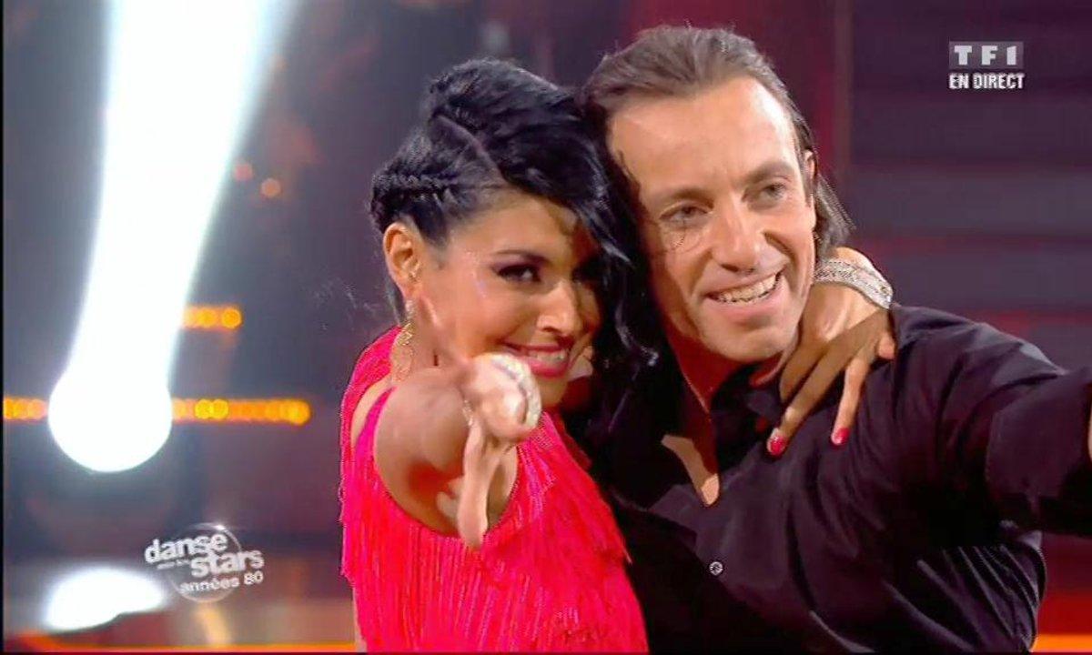 Valérie Bègue et Philippe Candeloro dansent un paso doble sur The final countdown (Europe)
