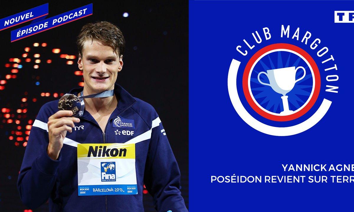 Club Margotton : Yannick Agnel,Poséidon revient sur terre – Partie 1