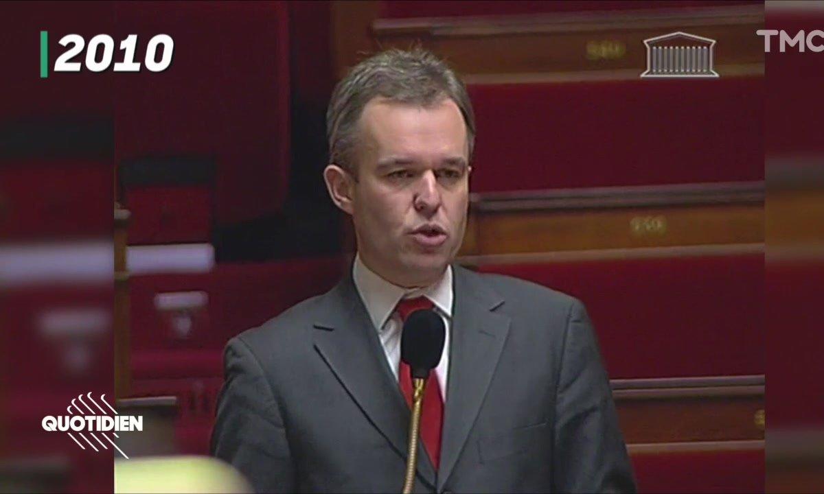 17 novembre : que disait François de Rugy de la taxe sur le kérosène AVANT de devenir ministre ?