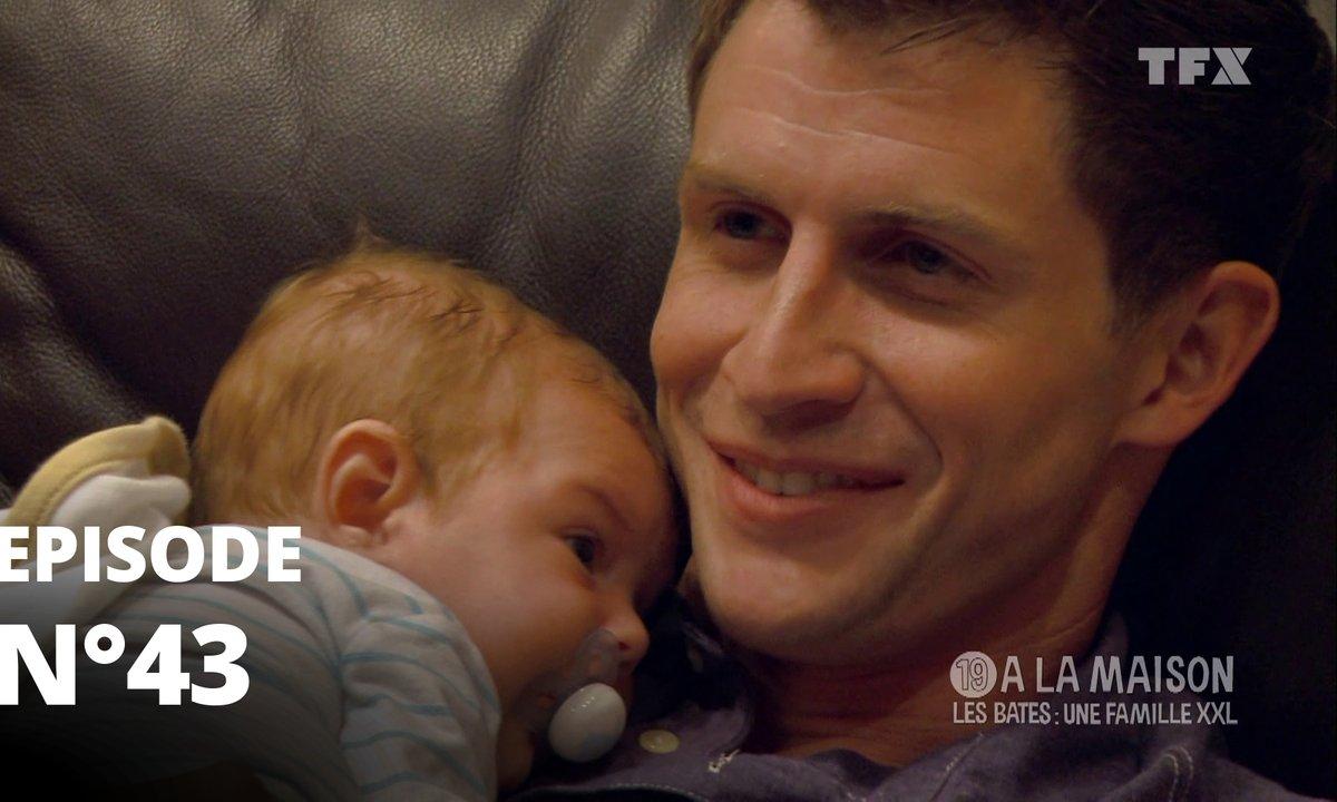 19 à la maison les Bates : une famille XXL - Episode 43