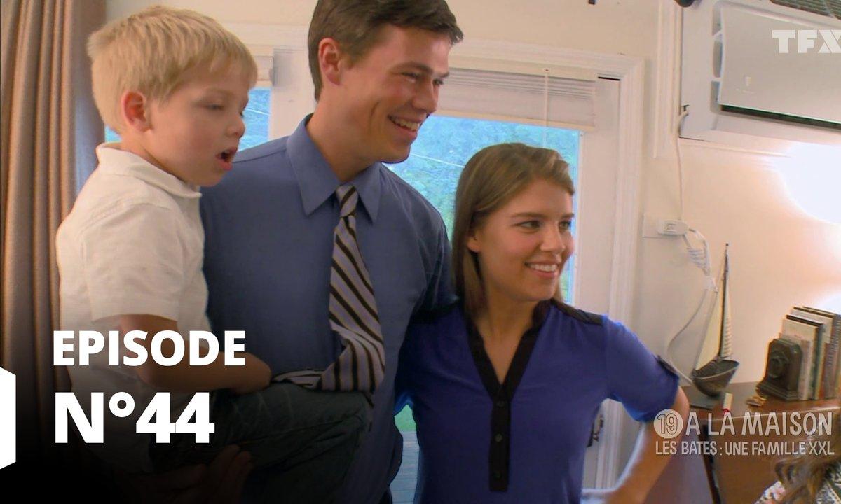 19 à la maison les Bates : une famille XXL - Episode 44