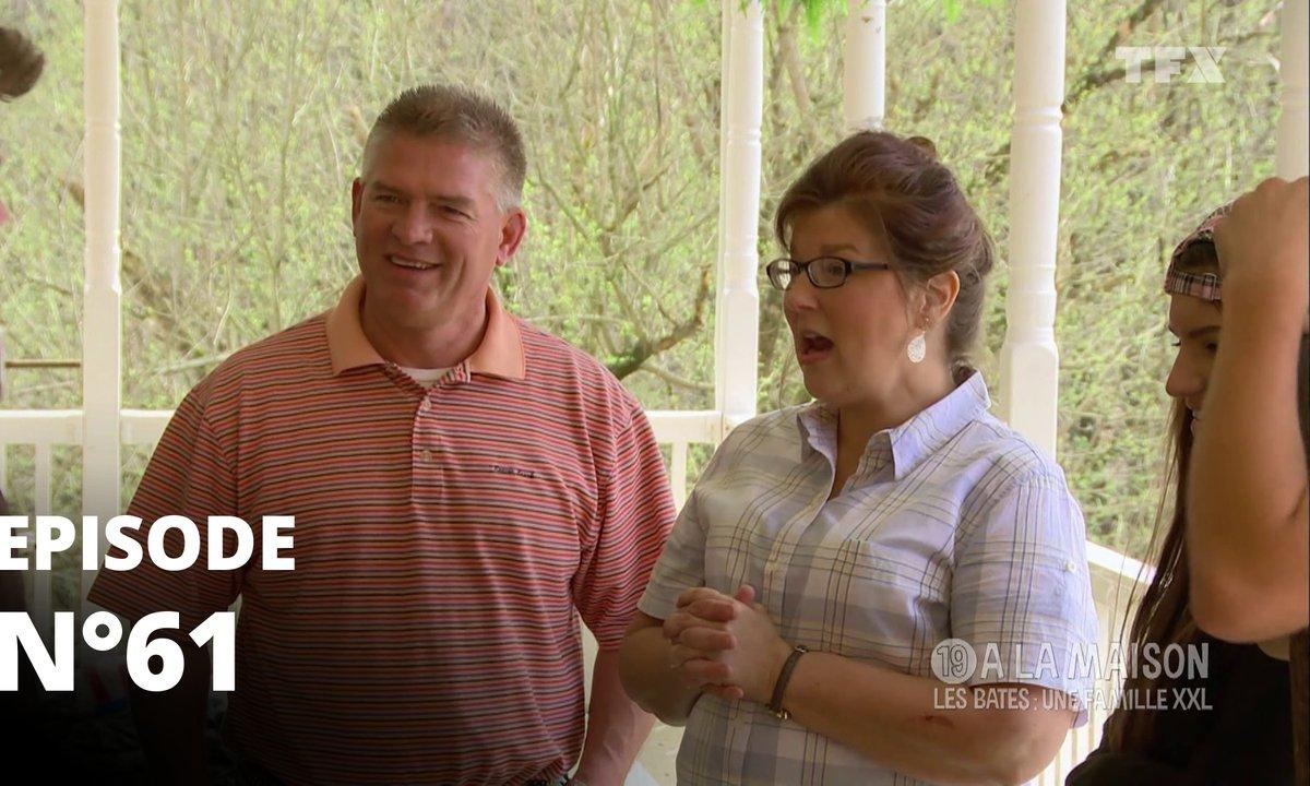 19 à la maison les Bates : une famille XXL - Episode 61