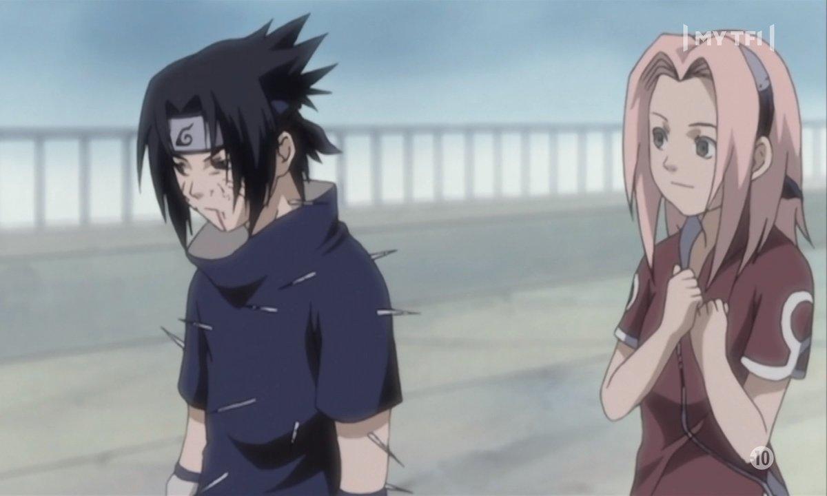 Naruto - Episode 19 - La neige recouvre Zabuza
