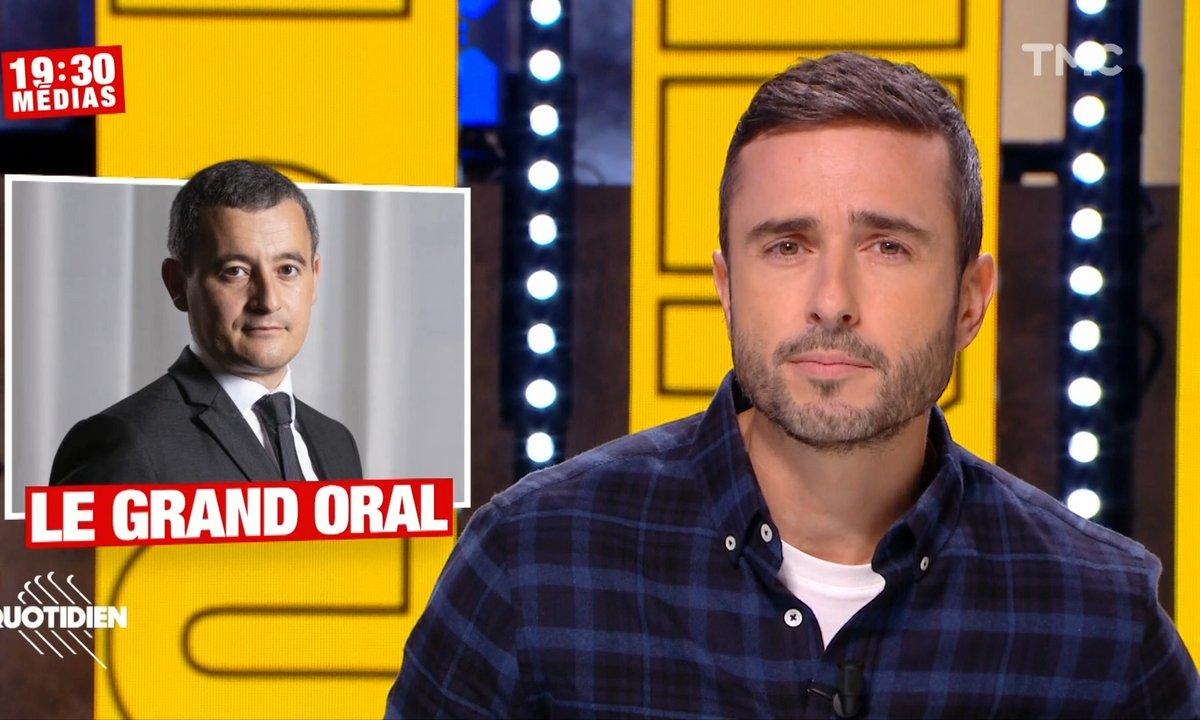 19h30 Médias – Affaire Michel Zecler : Gérald Darmanin a-t-il menti devant l'Assemblée ?