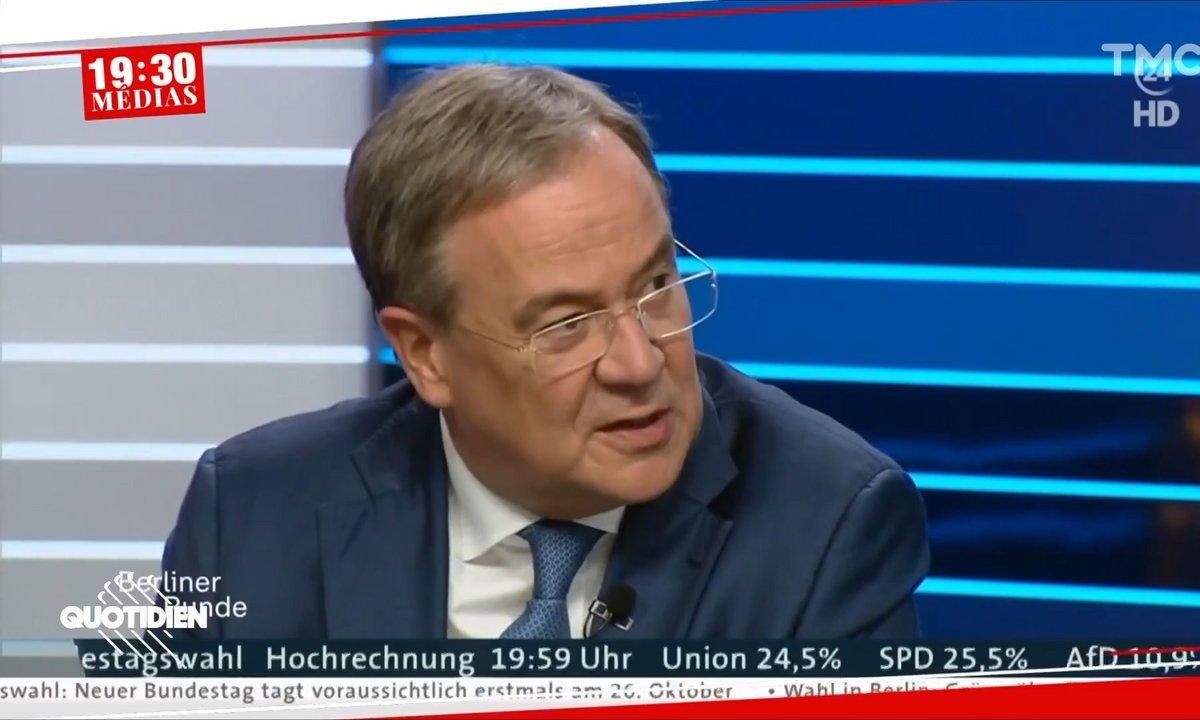 19h30 Médias – Allemagne : ni immigration, ni islam dans les débats, ça change !