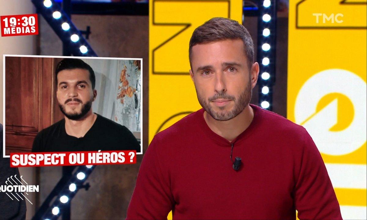 19h30 Médias – Attaque près de Charlie Hebdo : Youssef, de suspect à héros