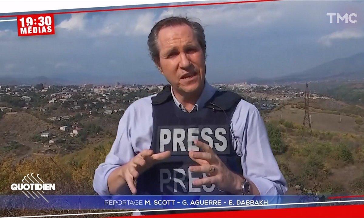 19h30 Médias : dans le Haut Karabakh, le difficile travail des journalistes