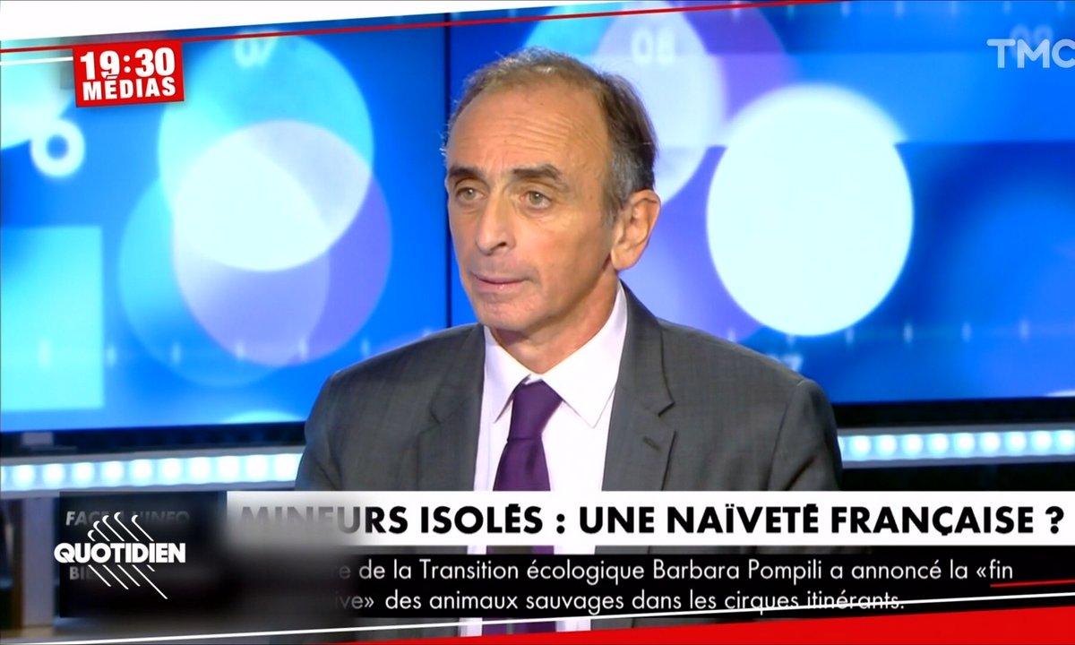 19h30 Médias : Eric Zemmour peut-il rester à l'antenne ?