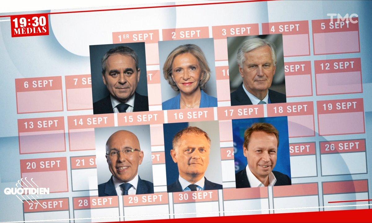 19h30 Médias : la primaire de la droite va-t-elle tourner au fiasco ?