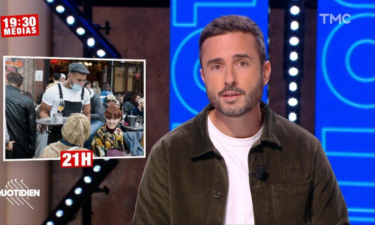 19h30 Médias : le couvre-feu est-il encore utile ?