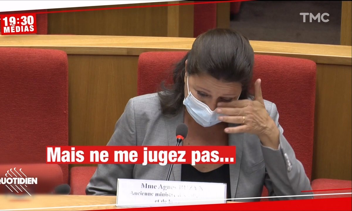 19h30 Médias : le craquage d'Agnès Buzyn en audition au Sénat