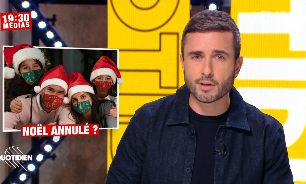 19h30 Médias: le déconfinement du 15 décembre peut-il être annulé ?