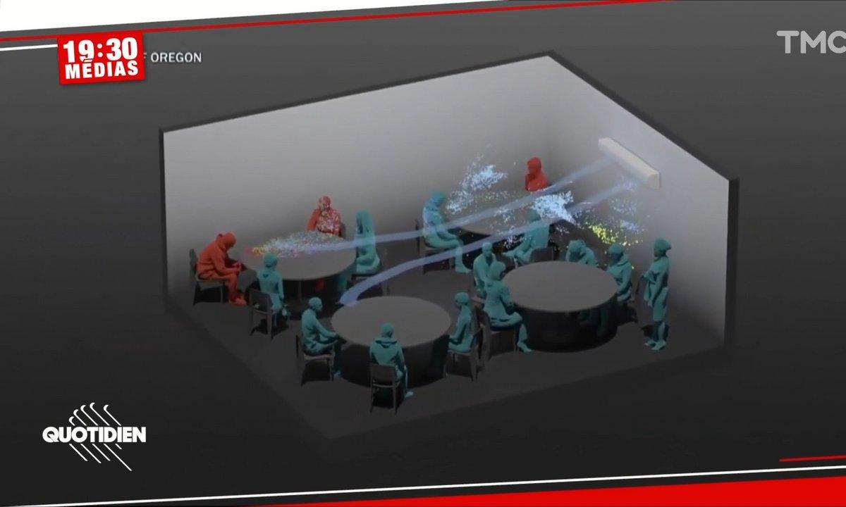 19h30 Médias : le gouvernement a-t-il sous-estimé le risque de contagion dans les restaurants ?