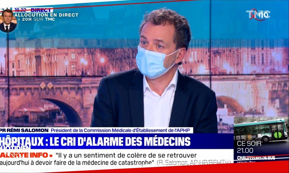 19h30 Médias : les médecins sont-ils trop pessimistes ?