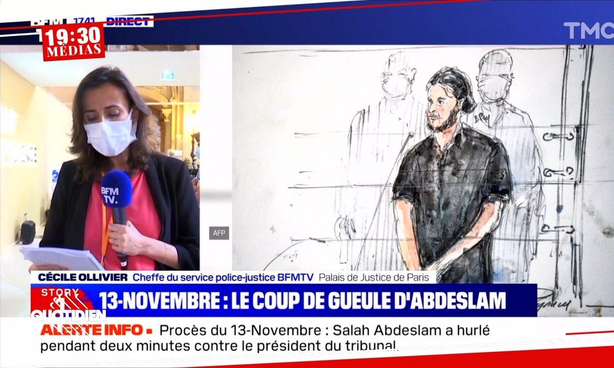 19h30 Médias : l'ouverture du procès des attentats du 13 novembre 2015