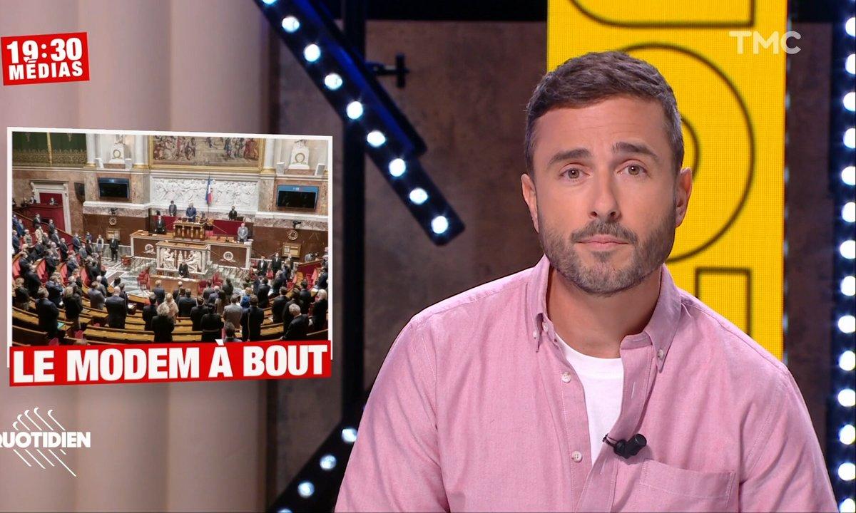 19h30 Médias – LREM lâché par le MODEM : itinéraire d'un psychodrame politique