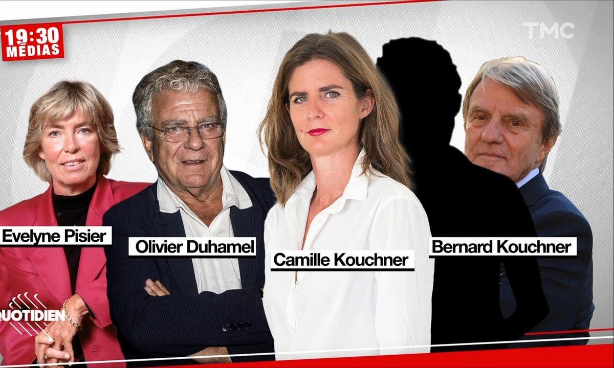 19h30 Médias - Olivier Duhamel accusé d'inceste, le livre choc de Camille Kouchner