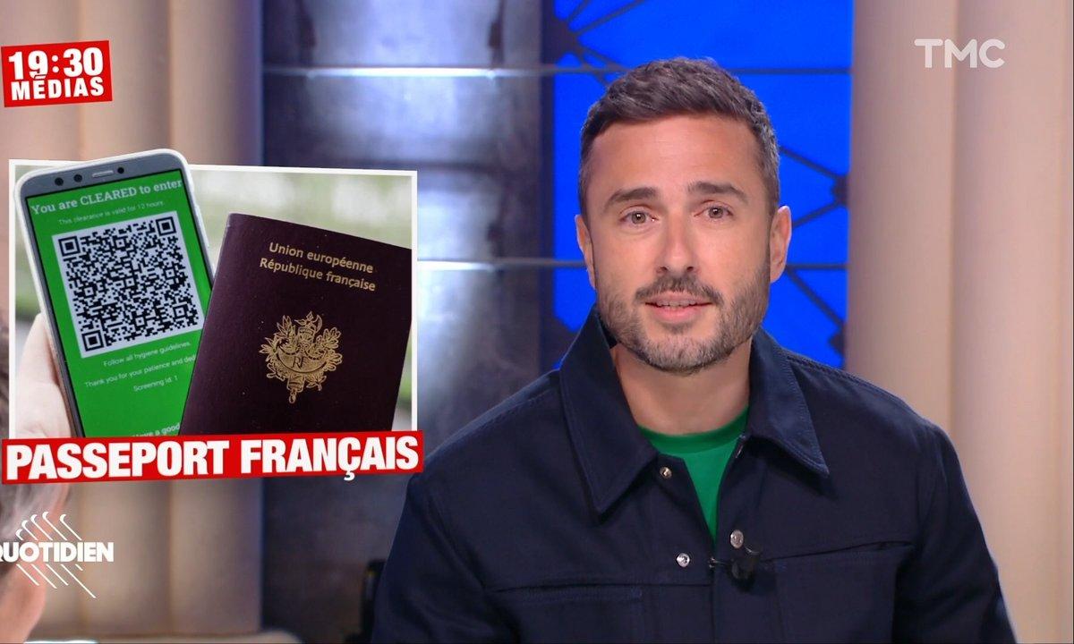19h30 Médias - Passeport sanitaire à la française : bientôt une réalité et peut-être déjà dans votre poche