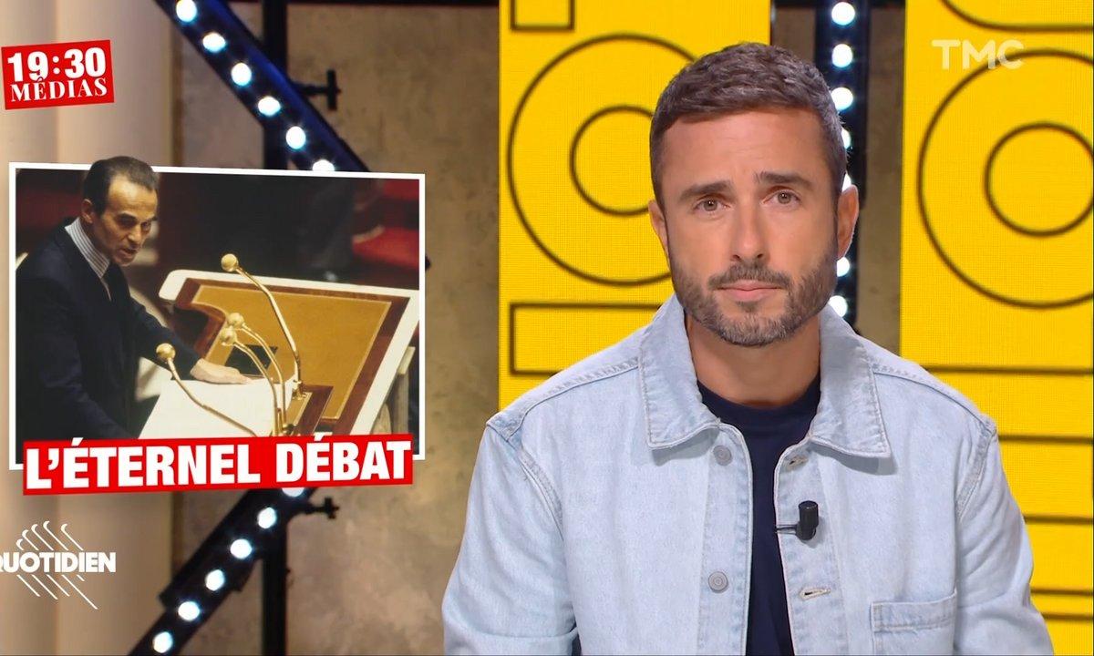 19h30 Médias : pour ou contre la peine de mort, l'éternel débat