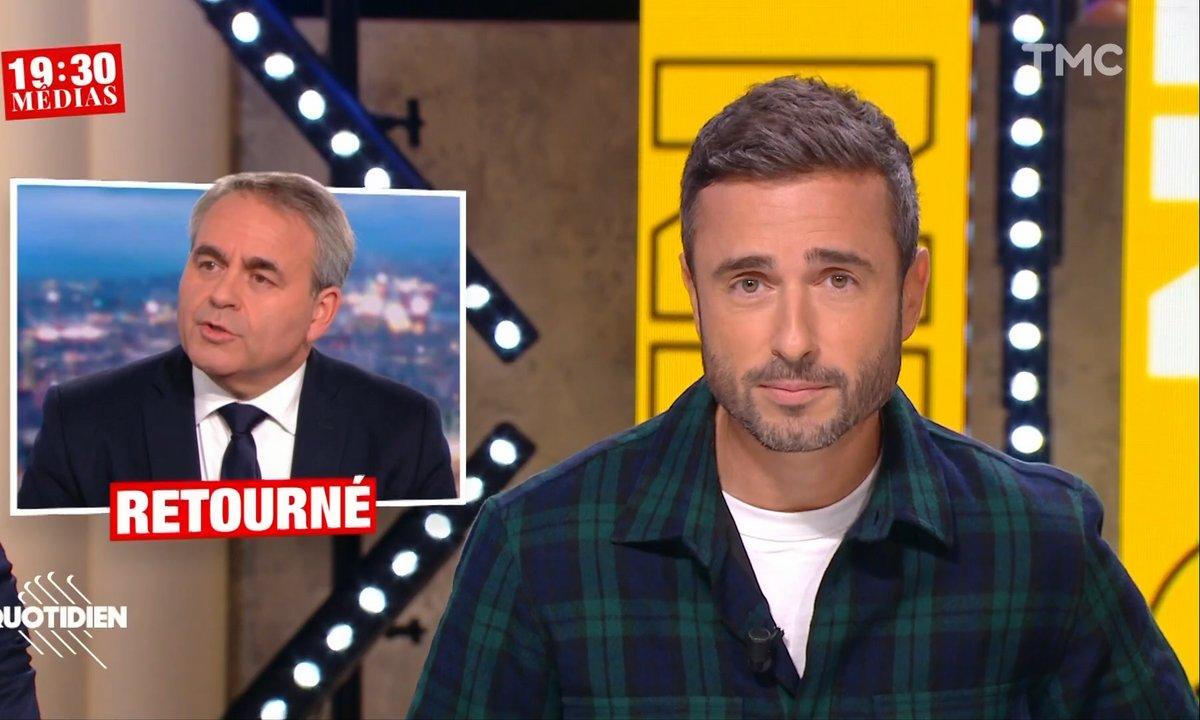 19h30 Médias : pourquoi Xavier Bertrand a-t-il retourné sa veste ?