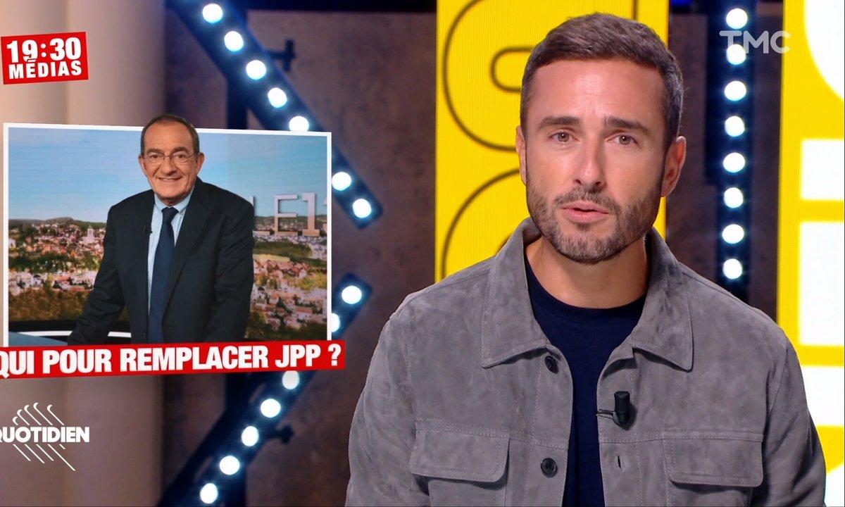 19h30 Médias : qui pour succéder à Jean-Pierre Pernaut ?