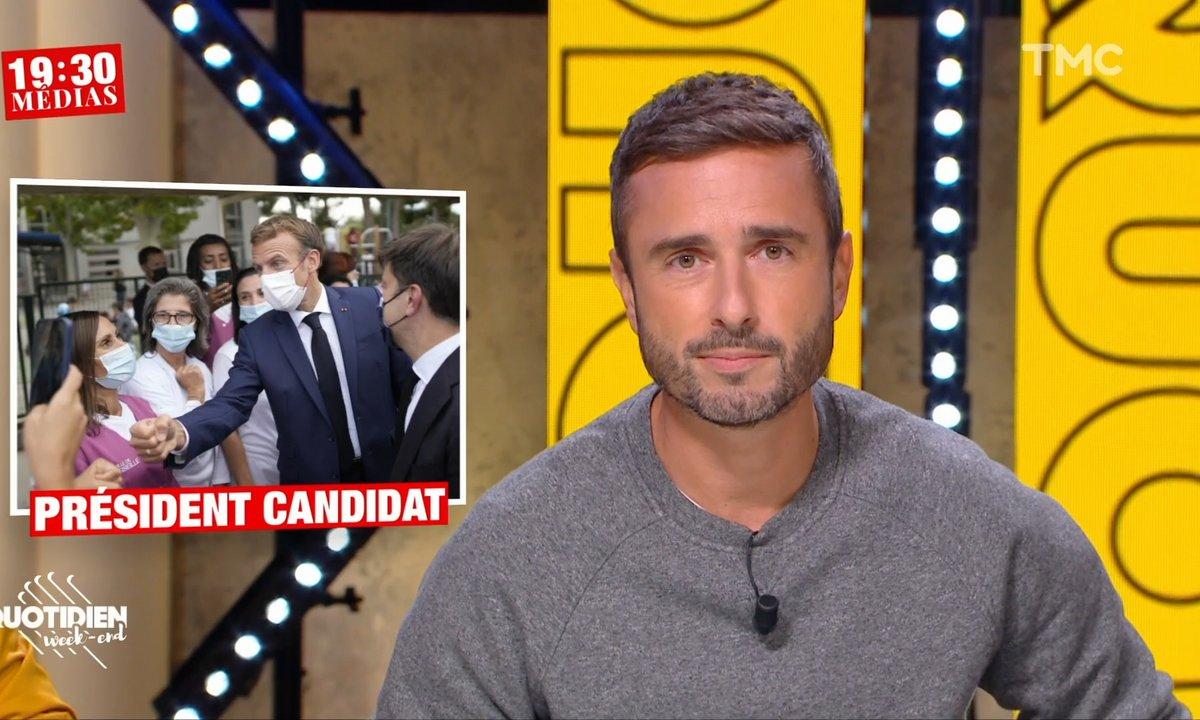 19h30 Médias : semaine de rodage pour la présidentielle