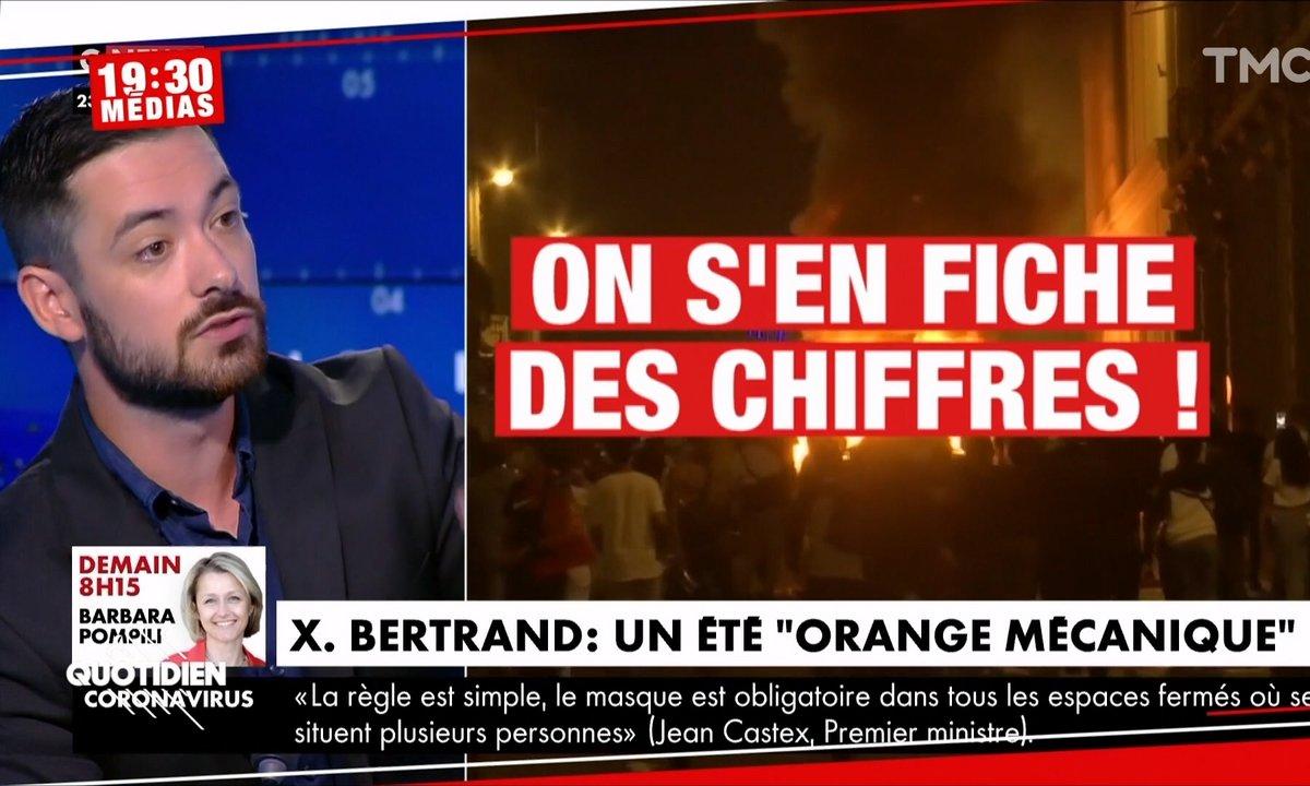 19h30 Médias : y-a-t-il plus ou moins de violences en France depuis 10 ans ?