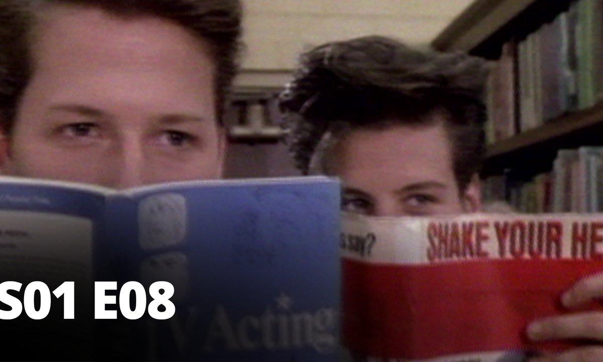 Parker Lewis ne perd jamais - S01 E08 - Un remplaçant pour Musso
